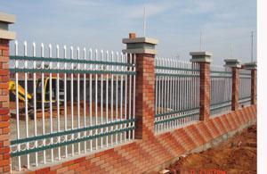 锌钢围栏在园林围护中起到的作用